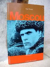 Atlas des voyages: Moscou, Russie, 1964 Thorez