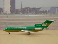 Braniff International B727-100 (N7276) Green, Jet-X