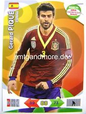 Adrenalyn XL - Gerard Pique - Spanien - Road to 2014 FIFA World Cup Brazil