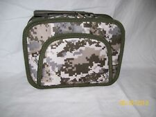 Camoflage Ultimate Gaming Storage Bag - For Game Boys, cellphone, IPhone, etc.
