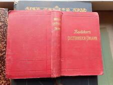Antiquarische Bücher aus Europa mit Reiseführer- & Reiseberichts-Genre