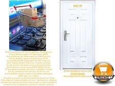 Porta Portone Blindato  Casa Appartamento e Condomino Classe 3 666-M