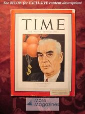 TIME magazine January 21 1946 Jan 1/21/46 CIO LABOR UNIONS PHILIP MURRAY