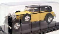 Amercom 1/43 Scale AM18121 - 1928 Maybach Zeppelin - Yellow/Black