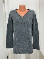 Columbia Sportswear v neck pull over sweater womens long sleeve xl