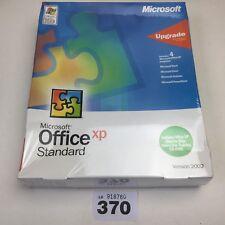 Microsoft Office XP versión 2002 de actualización estándar Word Excel Outlook Powerpoint