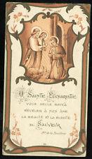 IMAGE PIEUSE SANTINO  communion 1927