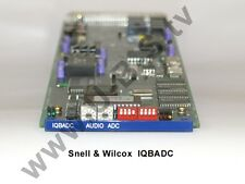 Snell & Wilcox IQBADC - Audio ADC