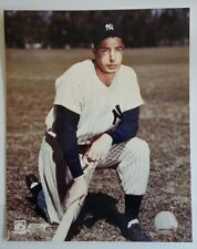 Joe DiMaggio New York Yankees  8x10 photo #ed Hologram #3