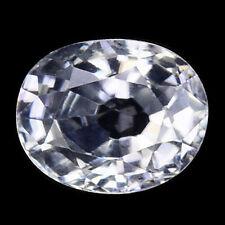 Oval Transparent Cambodia Excellent Cut Loose Gemstones