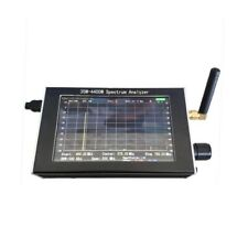 "35M-4400M Handheld Simple Spectrum Analyzer 4.3"" LCD USB Frequency Spectrograph"