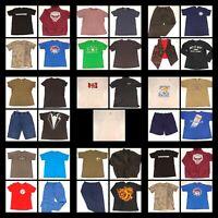 Lot 31 Mens Medium Mixed Clothing Shirts Sweaters Jacket Pants Wholesale Resale
