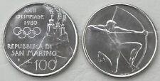 San Marino 100 Lire 1980 p108 unz