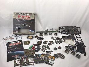 Star Wars X-Wing Miniatures Game Starter Set & Expansion Sets -see Details