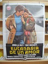 A527 EUTANASIA DE UN AMOR. ORNELLA MUTI, TONY MUSANTE