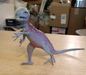Vintage Tyrannosaurus rex action figure toy Dinosaur Prehistoric T-Rex Gray htf