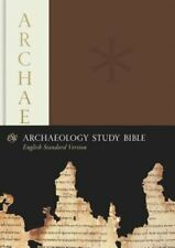 ESV Archaeology Study Bible: New