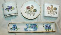 Lot of Antique MINTON Hammersley Royal Heidelburg small china porcelain pieces