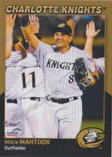 2021 Charlotte Knights Mikie Mahtook Chicago White Sox