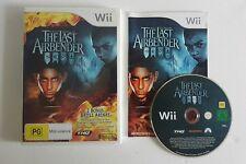 The Last Airbender - NINTENDO Wii