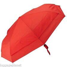 Samsonite Windguard Auto Open / Close Umbrella Red 51701