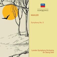 Sir Georg Solti - Mahler: Symphony No. 9 (CD ALBUM)