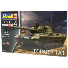 Revell Leopard 1A1 Tank (Level 4) (Scale 1:35) NEW