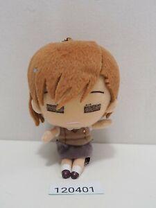"Toaru Kagaku no Railgun 120401 S Misaka Mikoto Banpresto 2013 Plush 5"" Toy Doll"