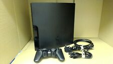 Sony PlayStation 3 Slim CECH-3003A 160GB Console -  Charcoal Black, 1 controller