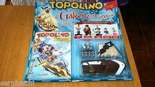 TOPOLINO LIBRETTO # 2520-16 MARZO 2004-BLISTERATO CON IL GALEONE DI TOPOLINO