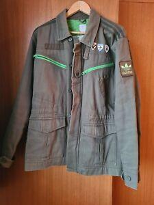 Adidas Originals Flight Jacket in khaki green