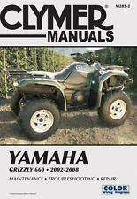 Yamaha Grizzly 660 2002-2008: By Penton Staff