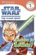 Star Wars: The Clone Wars: Ahsoka in Action! (Paperback or Softback)