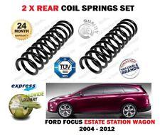 Per Ford Focus Station Wagon 2004-2012 Nuovo 2X Posteriore Molle Set