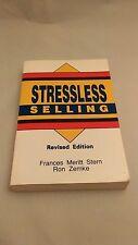stressless selling revised edition frances meritt stern