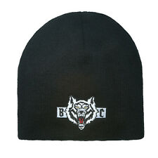 "Official WWE - Baron Corbin ""Lone Wolf""  Knit Beanie Hat / Skull Cap"