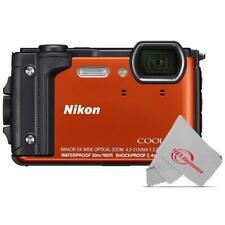 Nikon COOLPIX W300 16MP Waterproof Digital Camera Orange