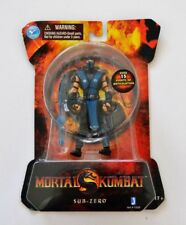 Mortal Kombat 9 Wave 1 Sub Zero 4in Action Figure Jazwares toys