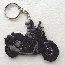 Yamaha 1700 VMAX V-MAX V MAX Tank Friendly AntiScratch Rubber Keyring Keychain L