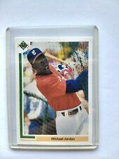 Michael Jordan 1991 Upper Deck Baseball Card (SP1) / Mint Condition