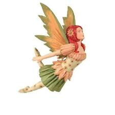 Amy Brown Fantasy Art Sunflower Add an Accent Fairy Divas - Ornament Figurine