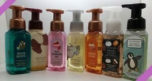 New Bath And Body Works Gentle Foaming Hand Soaps  Winter Stock 2021-Gifts 259ml