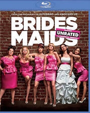 Bridesmaids Blu-ray Disc, 2015, Includes Digital Copy UltraViolet UNRATED