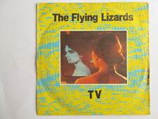 The Flying Lizards - TV / Tube  7'' Vinyl 1980