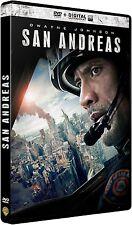 DVD *** SAN ANDREAS *** avec Dwayne Johnson ( neuf sous blister )