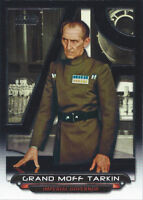2018 Topps Star Wars Galactic Files SP Base Variation ANH-14 Grand Moff Tarkin