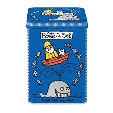 Boîte à sel Marin - Derrière la porte