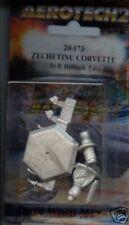 Battletech miniature Zechetinu Corvette (Aerotech) MINT