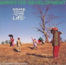 ARRESTED DEVELOPMENT - 3 Years, 5 Months And 2 Days In The Life Of... (CD Album)