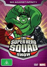Marvel Super Hero Squad Show - SIx Against Infinity BRAND NEW R4